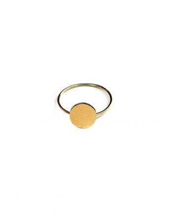 anello-filo-disco-grande-oro