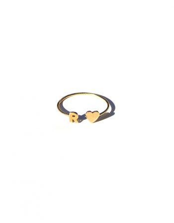 anello-filo-micro-iniziale-cuore-oro