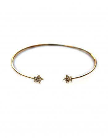 bracciale-filo-oro-doppie-micro-stelle-zirconi_