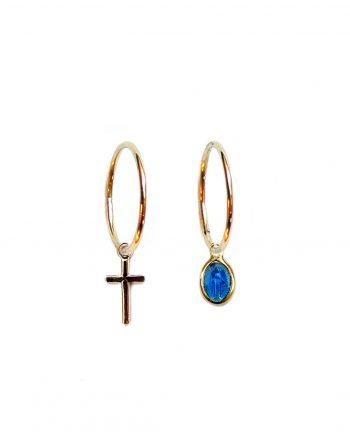 orecchini-cerchio-croce-madonnina-azzurra-micro-oro_