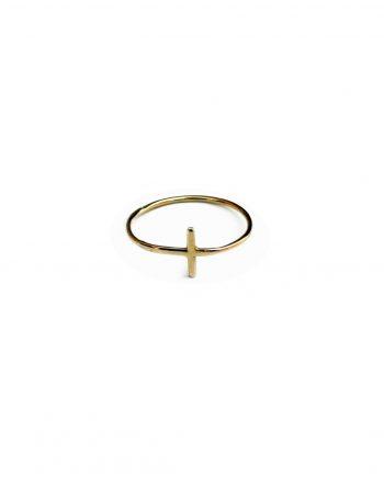 anello-filo-croce-oro