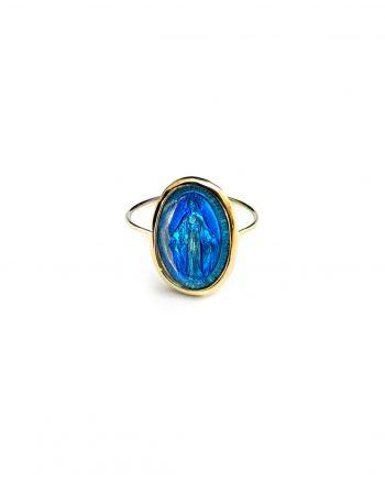 anello-filo-madonna-laboure'-azzurra-oro_1
