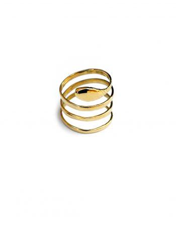 anello-serpente-oro