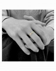 anello micro iniziale A e brillante 5punti_390€_3_