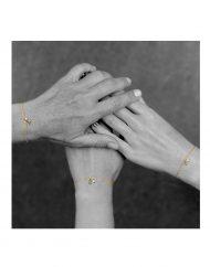 bracciale-clarity-indossato 3 mani