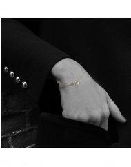 bracciale clarity-oro_indossato