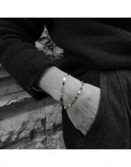 bracciale-rosario-multicolor-micro-stelle-oro_
