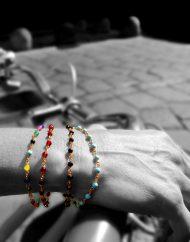 bracciali rosario bicicletta BN