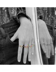 anelli rosario micro iniziale LUDO