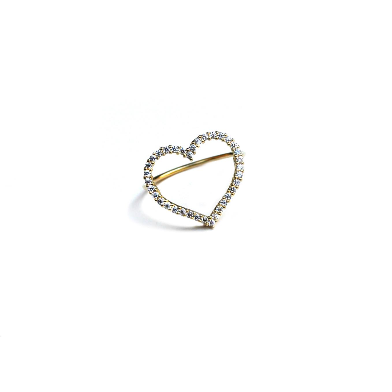 anello con il fiocco pandora