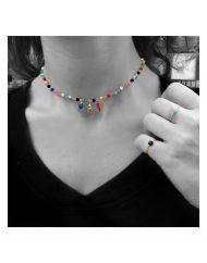 choker-rosario-multicolor-goodluck_indossato
