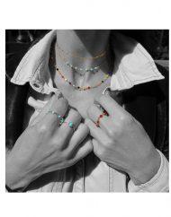 indossato-bn-anelli-rosario-turchese-ovale,-choker-e-girocollo-rosario-turchese-multicolor_solo-anelli_
