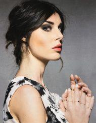 Bianca Atzei – anelli orbit e anelli rosario