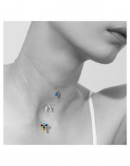 new goodluck trio croce multicolor madonnina blu e crescent micro_oro