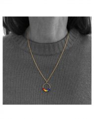 circle-rainbow-girocollo_oro_indossato